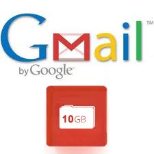 Gmail Increased File upload limit