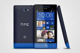 HTC's windows 8 powered phone