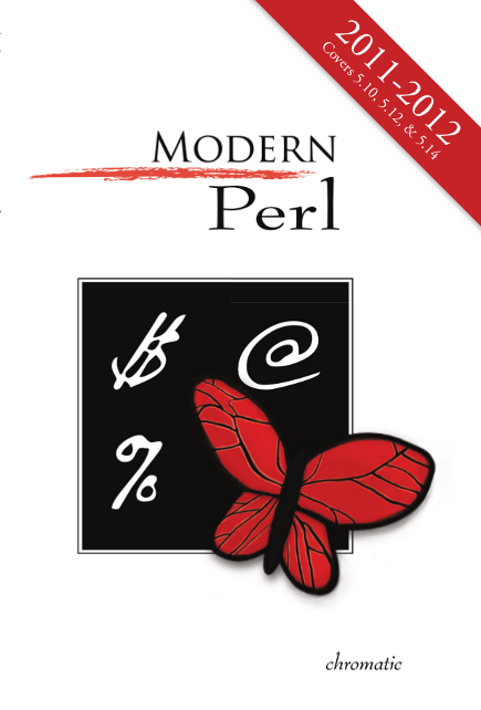 Modern Perl by Chromatic