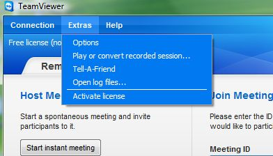 TeamViewer Settings