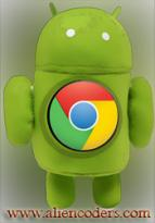 Chrome browser for Adnroid